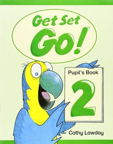 Get Set - Go!: Pupil's Book Level 2