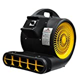 Air Foxx  Image AM4000a - 1HP Air Mover/Dryer