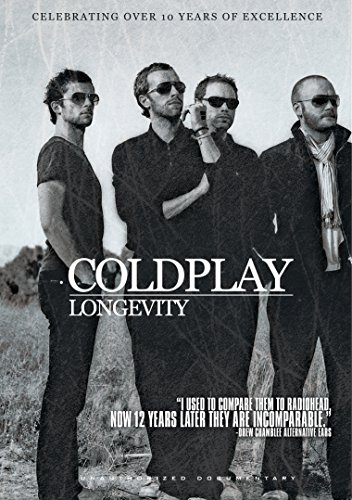 Coldplay-Longevity: Unauthorized Documentary [DVD] [Import]