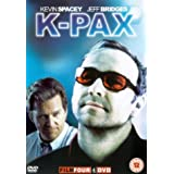 K-Pax [DVD] [2002]by Kevin Spacey