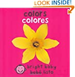 Bilingual Bright Baby Colors (Spanish...