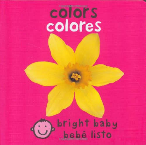 Bilingual Bright Baby Colors (Spanish Edition) (Baby Books Canada compare prices)