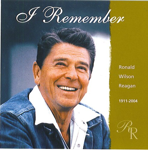 i remember ronald reagan audio cd greg wall