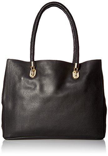 BENSON LARGE TOTE, BLACK (Cole Haan Women Handbag compare prices)