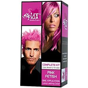 Splat Rebellious Colors Hair Coloring Kit