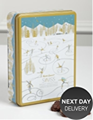 Swiss Collections Biscuit Tin