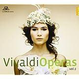 Vivaldi Operas Vol. 2 (Arias from: Argippo, Orlando furioso, La fida ninfa, Atenaide, Griselda, Ottone in villa, Teuzzone, Farnace, Armida)