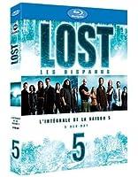 Lost, saison 5 - Coffret 5 Blu-ray