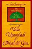 img - for Commentaries on the Vedas, the Upanishads and the Bhagavad Gita: The Three Branches of India's Life-Tree book / textbook / text book