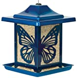 Homestead The Monarch Bird Feeder (Electric Blue) - 4462