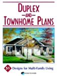 Duplex and Townhome Plans