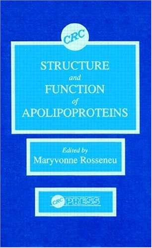 Structure and Function of Apolipoproteins
