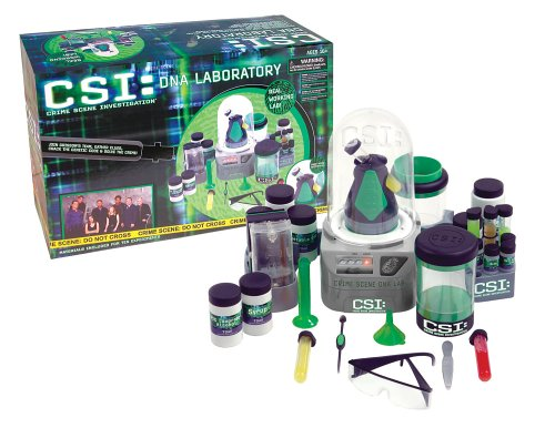 Planet Toys Csi Dna Lab
