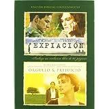 Expiación: Más allá de la pasión + Orgullo y prejuicio [DVD]