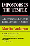 Impostors in the Temple (0817994424) by Anderson, Martin