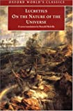 On the Nature of the Universe (Oxford World's Classics) (0192817612) by Lucretius
