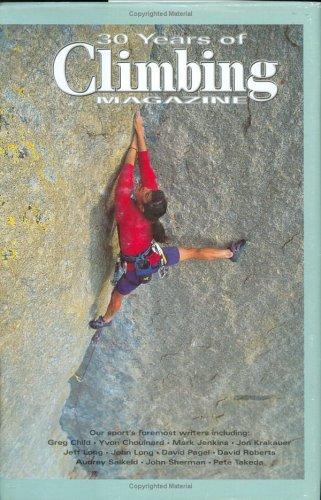 30 Years of Climbing Magazine