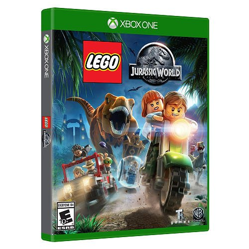 LEGO Jurassic World for Xbox One (Lego Jurassic World Video Game compare prices)