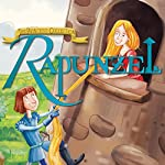 The Princess Collection: Rapunzel: East of the Sun, West of the Moon    Flowerpot Press