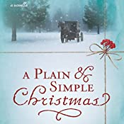 A Plain and Simple Christmas | Amy Clipston