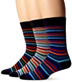 Ben Sherman Mens 3 Pack Jarvis Crew Sock