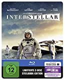 Interstellar (Steelbook) (exklusiv bei Amazon.de) [Blu-ray] [Limited Edition]