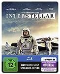 Interstellar (Steelbook) (exklusiv be...