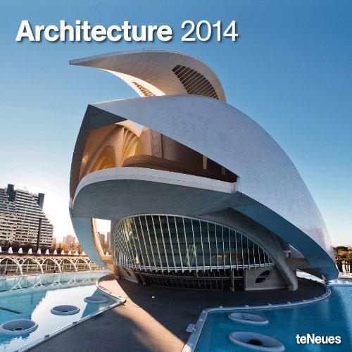 2014 Architecture Wall Calendar