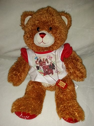 Build-A-Bear Workshop 15 in. High School Musical Bear Plush - 1