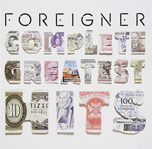 Foreigner: Complete Greatest Hits by FOREIGNER (2002-05-03)