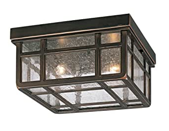craftsman 10 1 2 w outdoor ceiling light flush mount ceiling light