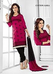 Cotton Aara Premium Cambric Cotton Salwar Suit Material
