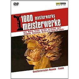1000 Masterworks: Kunsthistorisches Museum - Vienna