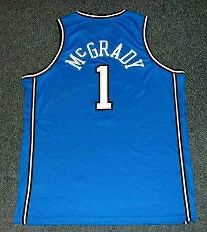 TRACY McGRADY Orlando Magic 2003 Reebok AUTHENTIC Away NBA Basketball Jersey