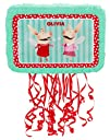 Olivia 188243 Pull-String Pinata Party Accessory