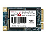 MyDigitalSSD 256GB (240GB) 50mm Bullet Proof 4 BP4 50mm mSATA Solid State Drive SSD SATA III 6G - MDMS-BP4-240