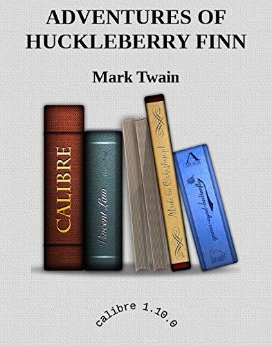 Mark Twain - The Adventures of Huckleberry Finn (Illustrated)