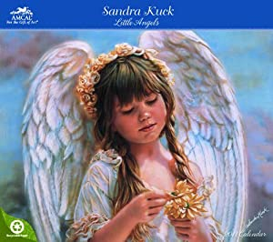 2011 Sandra Kuck - Little Angels Wall Calendar: AMCAL, SANDRA KUCK: 9781423804604: Amazon.com: Books