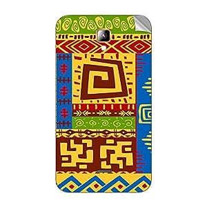 Garmor Designer Mobile Skin Sticker For LG Optimus L9 P769 - Mobile Sticker