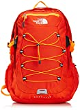 The North Face Borealis Backpack - Valencia Orange/Fremescent Orange, One Size
