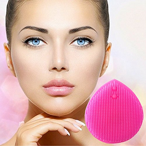 lure-home-spa-fine-silicone-facial-brush-cleanser-and-exfoliator-for-healthy-radiant-glow-face-neck-