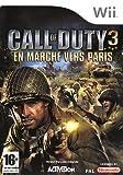 echange, troc Call of duty 3 : en marche vers paris - petit prix