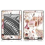 Decalgirl Paris Makes me Happy - Skin para Kindle Touch dise�o Par�s
