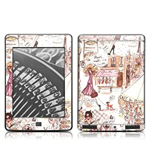 Decalgirl Skin per Kindle Touch, Parigi mi rende felice