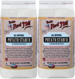 Potato Starch, Gluten Free 2/24oz Bobs Red Mill