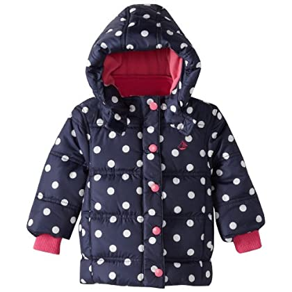 Jojobaby Baby Kid Girls Flower Faux Fur Outwear Coat Winter Shawl Quilted Jacket