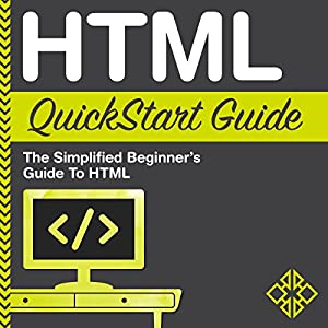 HTML QuickStart Guide Audiobook