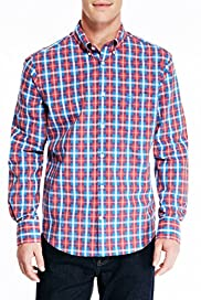Pure Cotton Multi-Checked Shirt [T25-5273B-S]