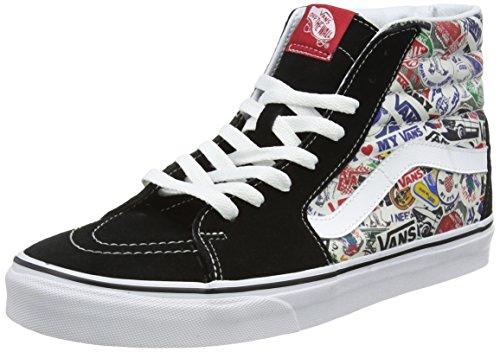 vans-unisex-adults-sk8-hi-top-sneakers-multicolor-mlx-11-uk