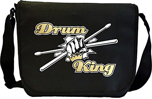 Drum-Sticks-King-Sheet-Music-Document-Bag-Musik-Notentasche-MusicaliTee